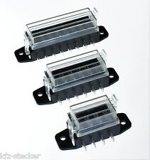 KFZ Sicherungshalter Auto Flach Sicherung Halter Dose Box Boot Top