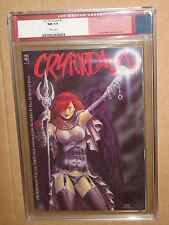 CGC 9.4 CRY FOR DAWN 3 1ST PRINT first variant art cfd LINSNER SEXY GIRL comic 1