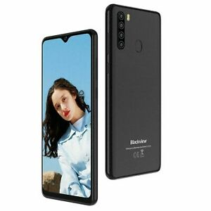 Blackview A80 Plus 4GB+64GB Cellulare Smartphone 6,49'' Android 10 Dual SIM Nero