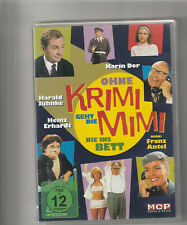 DVD Ohne Krimi geht die Mimi nie ins Bett