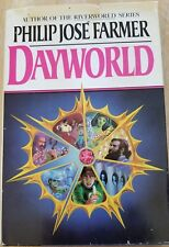 DAYWORLD by Philip Jose Farmer 1985 HC/DJ Vintage 1st Edition Book Club