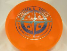 "INNOVA STAR RAT PROTOSTAR FIRST RUN Orange w/ ""Blue Steel"" Stamp 172g -NEW"