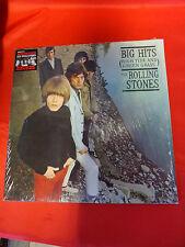 The Rolling Stones: Big Hits (High...) LP  33 GIRI REMASTERED 2003  MINT