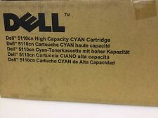 DELL 5110CN HIGH CAPACITY CYAN CARTRIDGE CT200841 GD900 593-10119 12000 PAGES