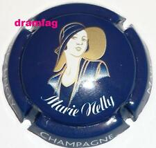 Capsule de Champagne:  HENNEQUIERE Marc , n°7 , Marie Nelly