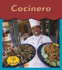 Cocinero (Esto es lo que quiero ser) (Spanish Edition)-ExLibrary