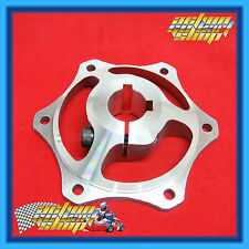 Go Kart Brake Disc Carrier Hub for 25mm Axle with 6 & 8mm Keyways P/No.BC25 6+8