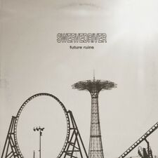 Swervedriver: Future Ruins 'Indies Exclusive' Red Coloured Vinyl LP + Download