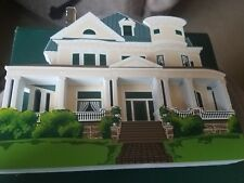 Shelia's Barnes Penn House Danville Virginia 1998 Signed Shelf Sitter