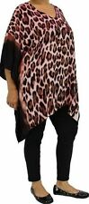 Women's Rayon Batwing, Dolman Sleeve Casual Tunic Tops & Blouses