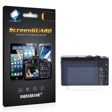 3 Clear LCD Screen Protector Film Saver For Camera Panasonic Lumix DMC LX15