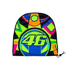 VR46 THE DOCTOR 46 PORTACASCO SUN AND MOON IN POLIESTERE VALENTINO ROSSI