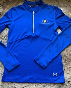 Youth Under Armour 3/4 Zip Up from Presidents Cup Size YM