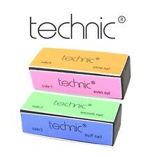 Technic 4 Way Nail Buffer Block Nail File Nail Shiner Buffer
