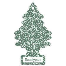 NEW 24 x Little Tree Magic Tree EUCALYPTUS Car Air Fresheners Freshners