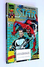 STAR MAGAZINE n. 40 VENDETTA Star Comics Marvel 1994 UOMO RAGNO PUNITORE