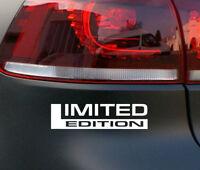 Limited Edition Auto Aufkleber Sports mind Motorsport Tuning Sticker Motorrad