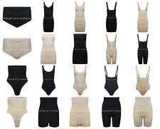 Waist Cincher Control Dress Thong Knickers Shorts Body Shaper Slip Shapewear