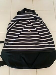 Ivivva bringing it backpack girls Lululemon bag NEW!