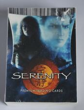 RARE INKWORKS 2005 SERENITY FULL BASE SET OF 72 COLLECTOR CARDS