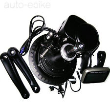 TSDZ2 Mid Drive Central Motor Conversion ebike Kit,Torque Sensor 48V 500W