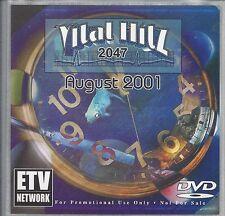 VITAL HITZ- DVD AUG.-2001,NEW! NTSC 30 SONGS MUSIC VIDEO USHER,D12,AEROSMITH.