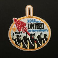 2012 NOAC STAFF POCKET PATCH