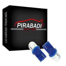 PIRABADI® │ 5 AMPOULE LED T10 SMD BLEU W5W ANTI SANS ERREUR 12V
