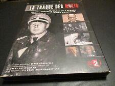 """DVD """"LA TRAQUE DES NAZIS"""" documentaire de Daniel COSTELLE et Isabelle CLARKE"""