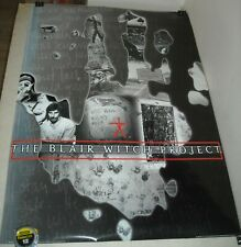 Rolled 1999 Gb Posters Uk Fpo 616 The Blair Witch Project Pinup Poster Horror