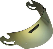 Visiera ARAI oro gold visor L type:Astro,Astro J,Astro R,Chaser(pre-2010),Condor