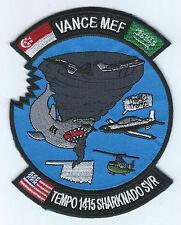 """PILOT TRAINING CLASS 14-15 """"SHARKNADO""""  !!NEW!! patch"""
