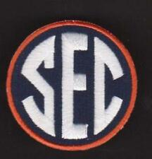 AUBURN TIGERS  SEC COLLEGE NCAA JERSEY PATCH 100% EMBRODIRED NEW 2012