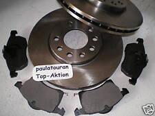 Bremsscheiben + Klötze vorne für Opel Astra G 091923832