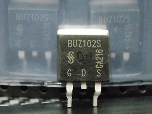 Siemens BUZ102S Transistor TO263, TO-263