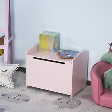 40x60cm Kids Storage Box Bedroom Organiser for Child Chest 3 Yrs+