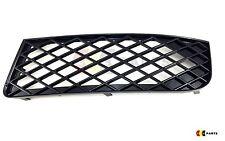 ORIGINALE Audi A4 B7 05-08 DTM Paraurti N / S Sinistro GRILL mesh Trim 8e0807681jz9y
