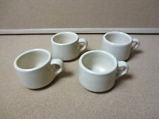 4 OLD TEPCO CHINA USA WWII ERA MILITARY / NAVY WATCH MUGs HAND WARMER Cup PG1289