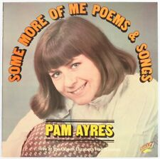 Pam Ayres , Some More Of Me Poems And Songs   Vinyl Record/LP *USED*