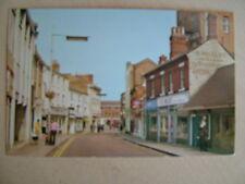 Postcard SHEEP STREET, RUGBY. Unused. Standard size.