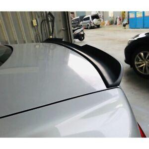 Flat Black 648 HPSA Type Rear Trunk Spoiler Wing For 2011~2017 Audi A7 Sportback