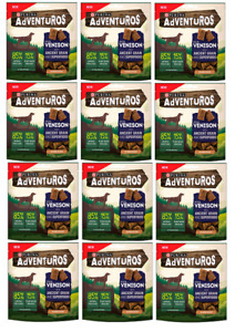 Purina Adventuros Rich In Venison With Ancient Grain & Superfoods 12x 120g Nov20
