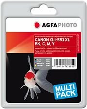 Agfaphoto Apccli551xlset Cartuccia D'inchiostro (t1m)
