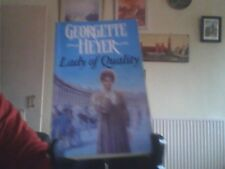 Lady of Quality-Georgette Heyer Paperback English Arrow 1991