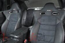 660111034 * NISMO PVC Leather Type Seat Cover Set SKYLINE GTR R34 BNR34