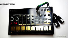 Korg Volca Beats MIDI OUT Modification Service