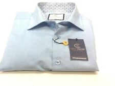 Men's SUSLO COUTURE  designer shirt, Italian style,modern / slim fit