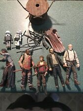 The Walking Dead Action Figure LOT (loose)