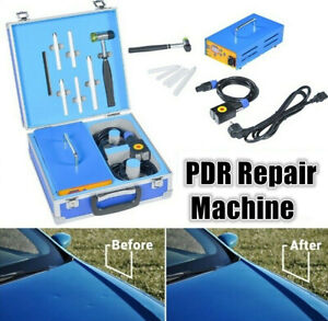 220V Induction Heater Paintless Dent Repair Remover Machine Tools Removing Dents