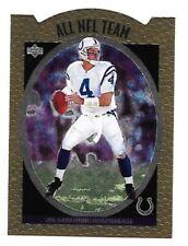 1996 Upper Deck Silver All-NFL Jim Harbaugh